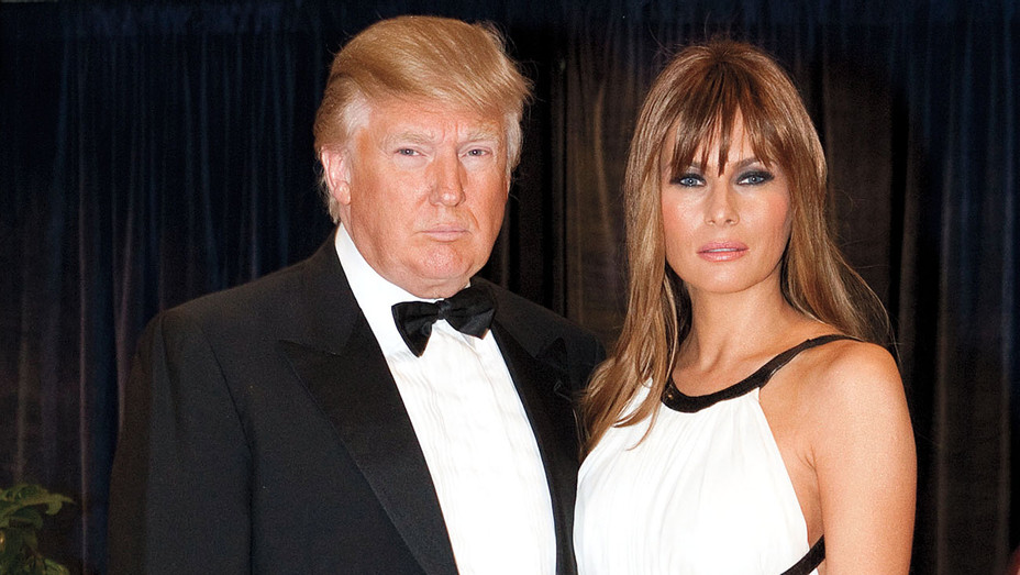 Donald and Melania Trump - 2011 White House Correspondent's Dinner - One Time Use Only - Getty - H 2017