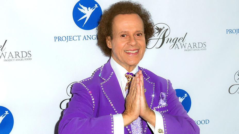 Richard Simmons - Project Angel Food's Annual Angel Awards 2013 -Getty-H 2017