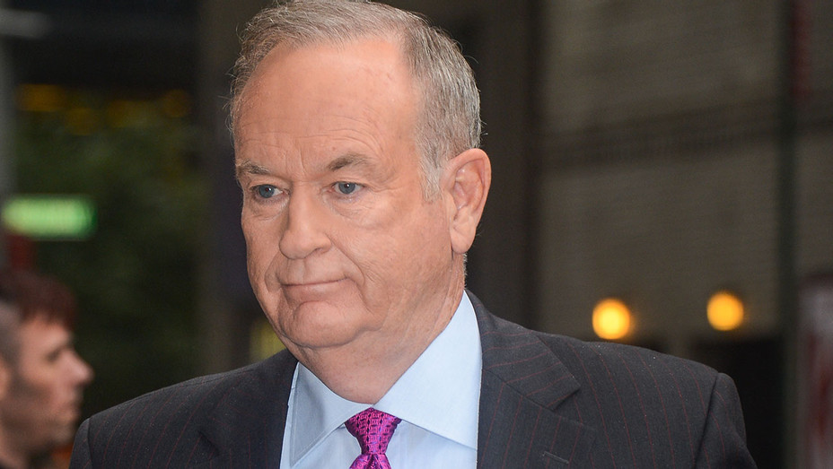 Bill O'Reilly  - Late Show With David Letterman 2014 - Getty-H 2017