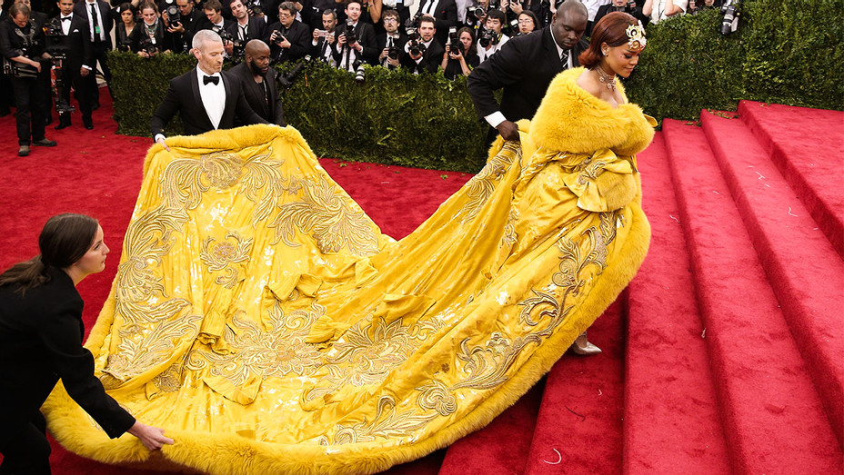 Rihanna - Met Gala 2015 - Getty - H 2017