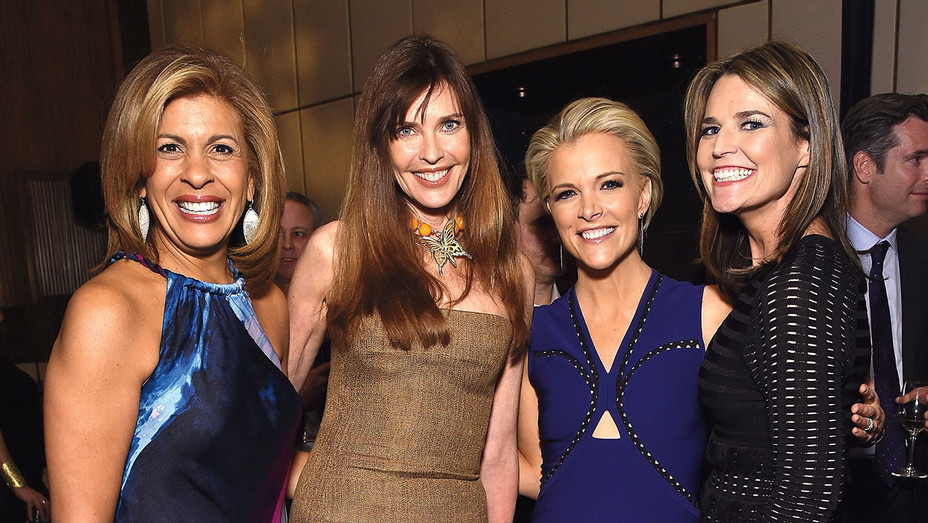 Kotb, Alt, Kelly and Guthrie -35 Most Powerful People in NY- Getty-H 2017