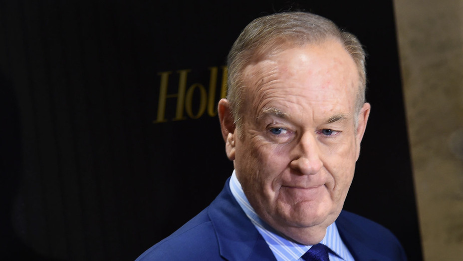 Bill O'Reilly  -THR 2016 - 35 Most Powerful People in Media- Getty-H 2017