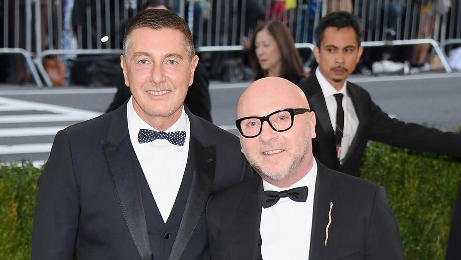 Stefano Gabbana and Domenico Dolce - Manus x Machina 2016 -Getty-H 2017