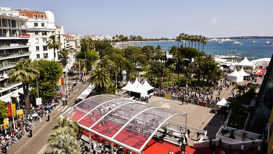 Cannes Film Festival Atmosphere - Getty - H 2017