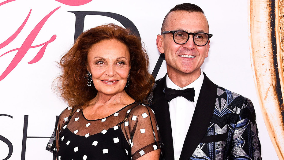 Diane von Furstenberg and Steven Kolb - CFDA 2016 - Getty - H 2017