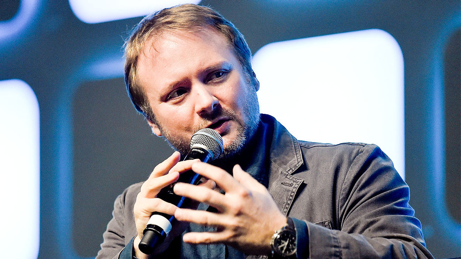 Rian Johnson - Star Wars Celebration 2016 - Getty - H 2017