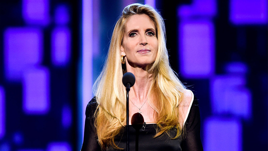 Ann Coulter - Comedy Central Roast of Rob Lowe - Getty - H 2017