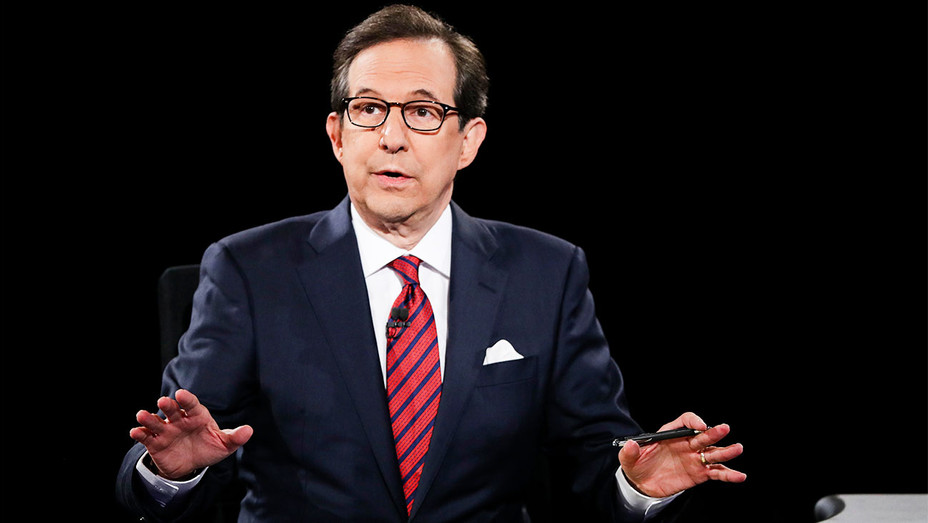 12 Top D.C. Political Media Stars - Chris Wallace - Getty - H 2017