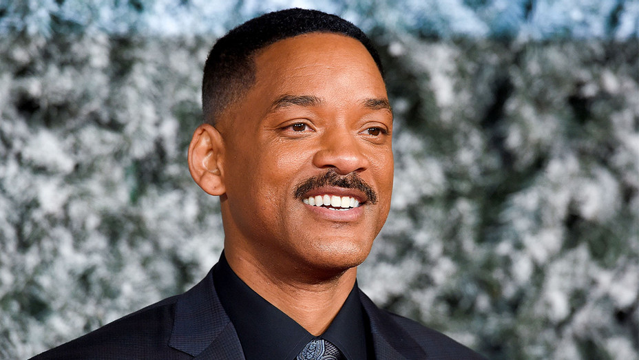 Will Smith - Collaeral Beauty European Premiere 2016 - Getty - H 2017