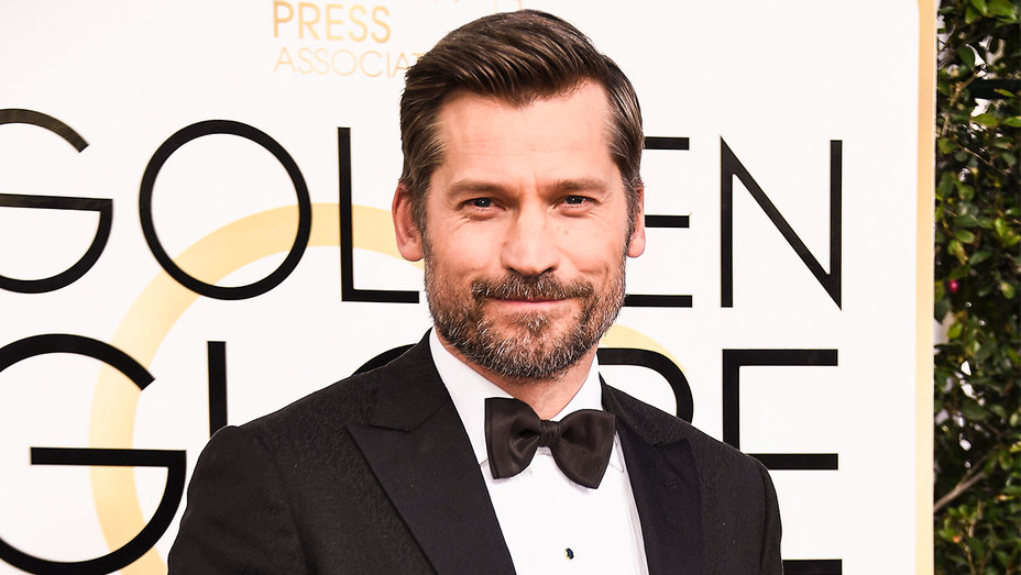 Nikolaj Coster-Waldau - Golden Globes 2017 - Getty - H 2017