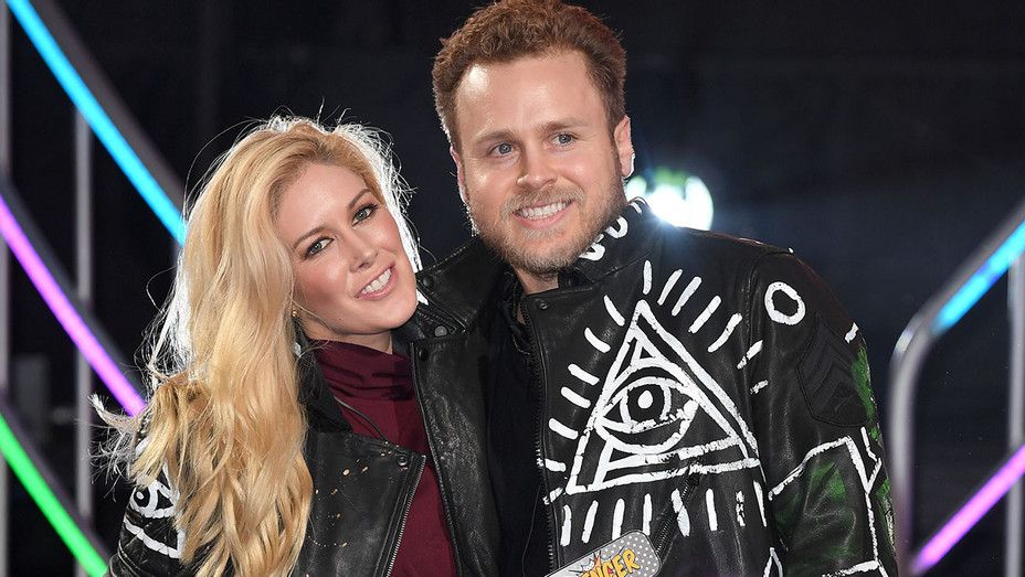 Heidi Montag and Spencer Pratt - evicted from the Celebrity Big Brother house- Getty-H 2017