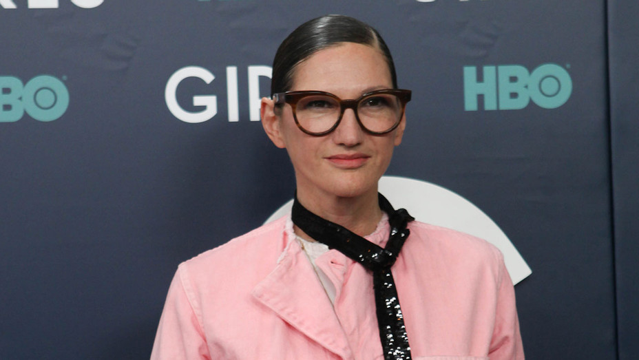 Jenna Lyons at 'Girls' Premiere - Getty - H 2017