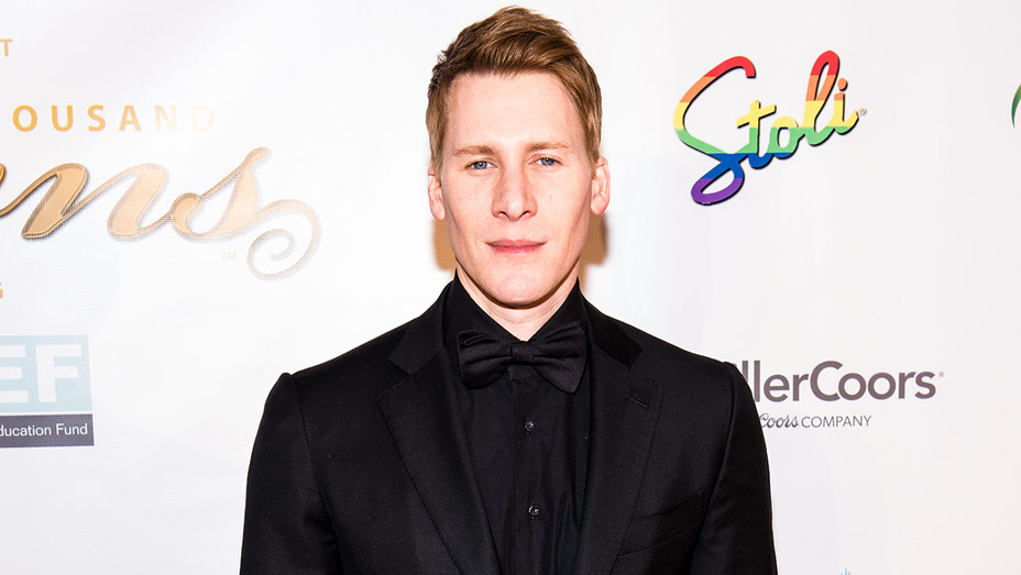 Dustin Lance Black - Imperial Court of New York Night of a Thousand Gowns - Getty - H 2017
