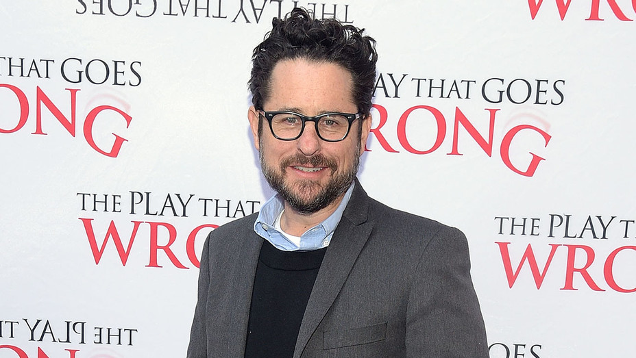 J.J. Abrams - The Play That Goes Wrong Opening Night-H 2017