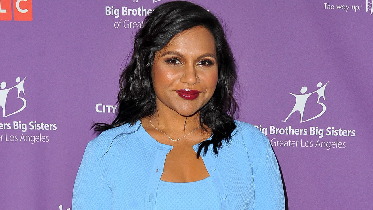 Mindy Kaling Talks Jelly Donut Cravings Oprah Spilling The Beans On Her Pregnancy Hollywood Reporter