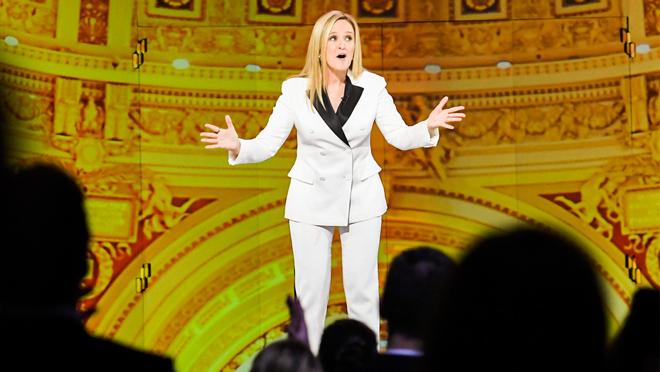 Samantha Bee 1 -  Not the White House Correspondents' Dinner - Getty - H 2017