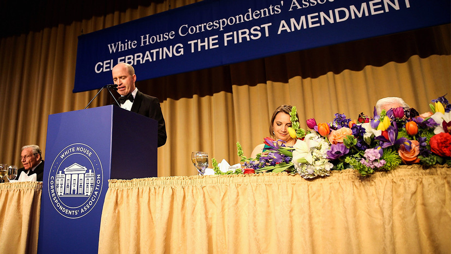 White House Correspondents Dinner General - Getty - H 2017
