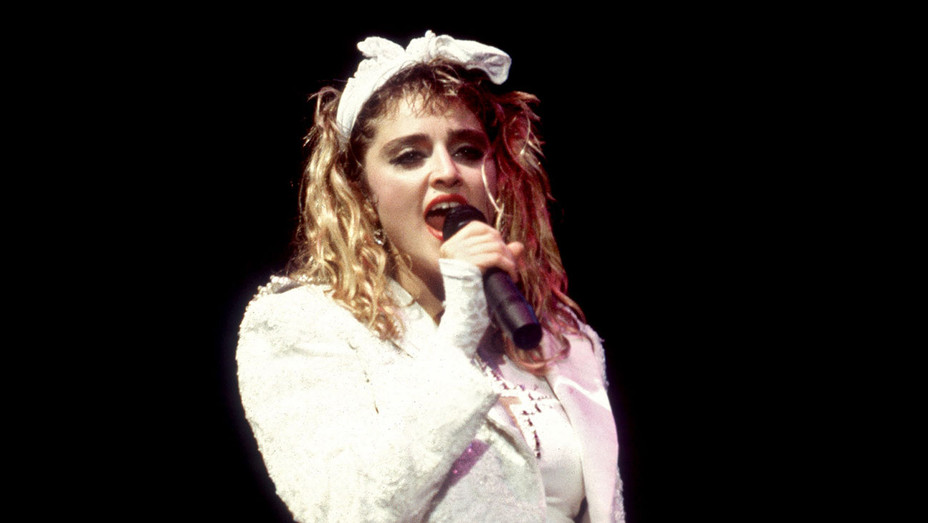 Madonna - 5/18/85 in Chicago, Il. - Getty-H 2017