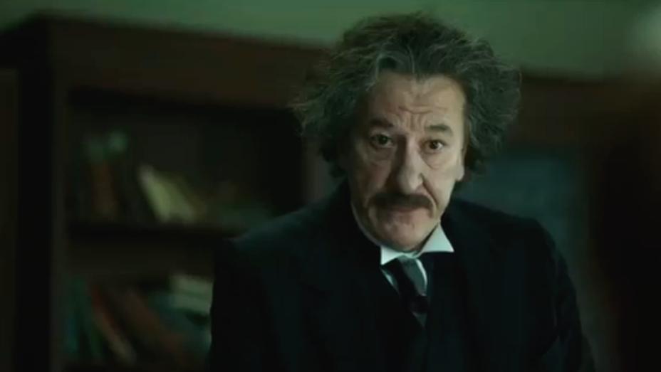 Geoffrey Rush - Genius Trailer Still - H 2017