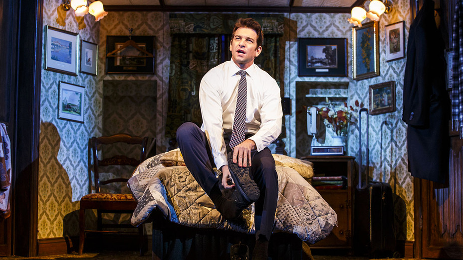 Groundhog Day Andy Karl - Publicity - H 2017