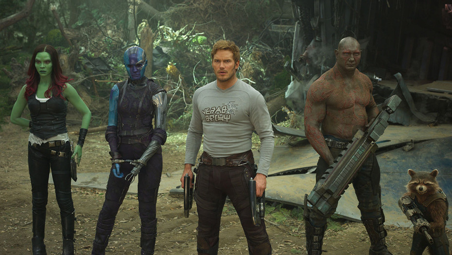 Guardians Of The Galaxy Vol. 2 Still 4 - Publicity - H 2017