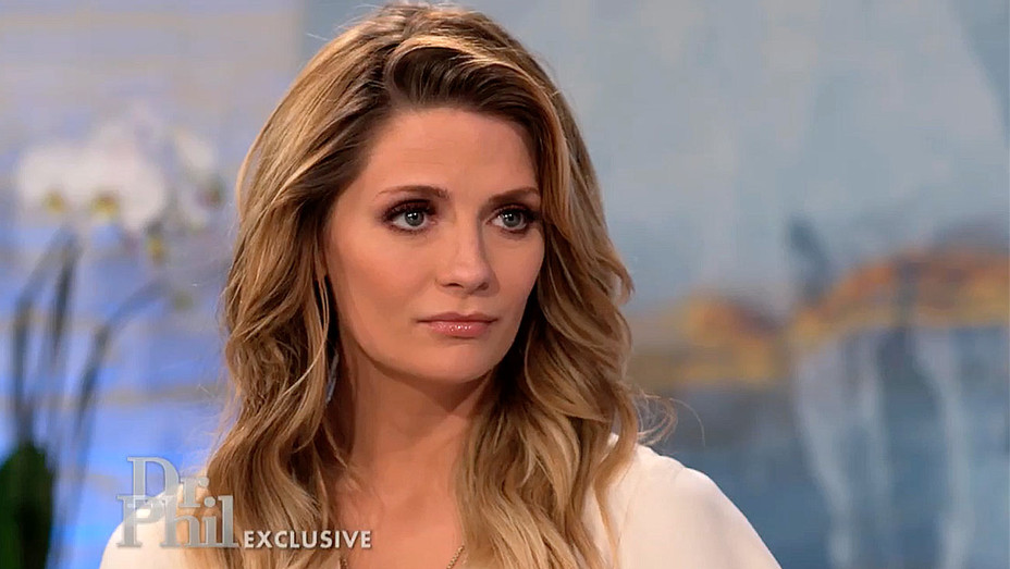 Dr. Phil -Mischa Barton Claims Someone She Loved Made A Sex Video Of Her -Screen Shot-H 2017