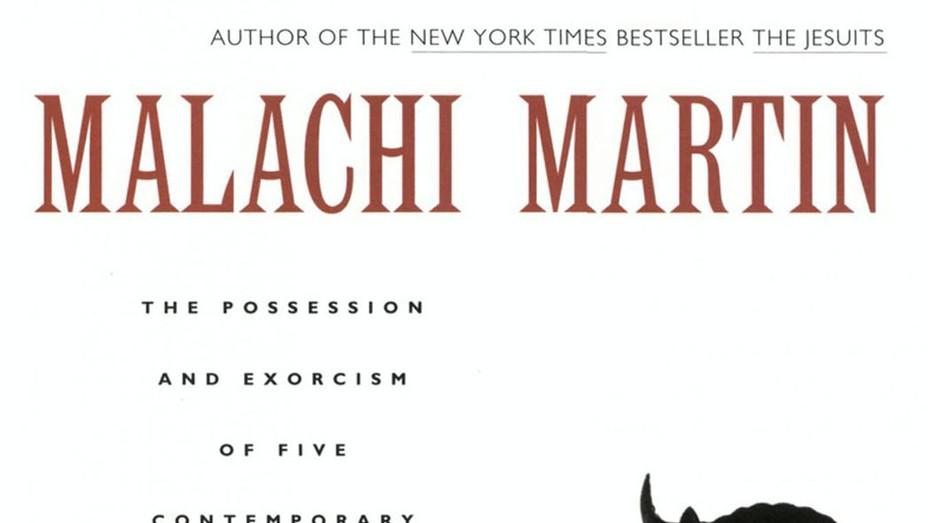 Hostage to the Devil Cover - Malachi Martin - Publicity - P 2017