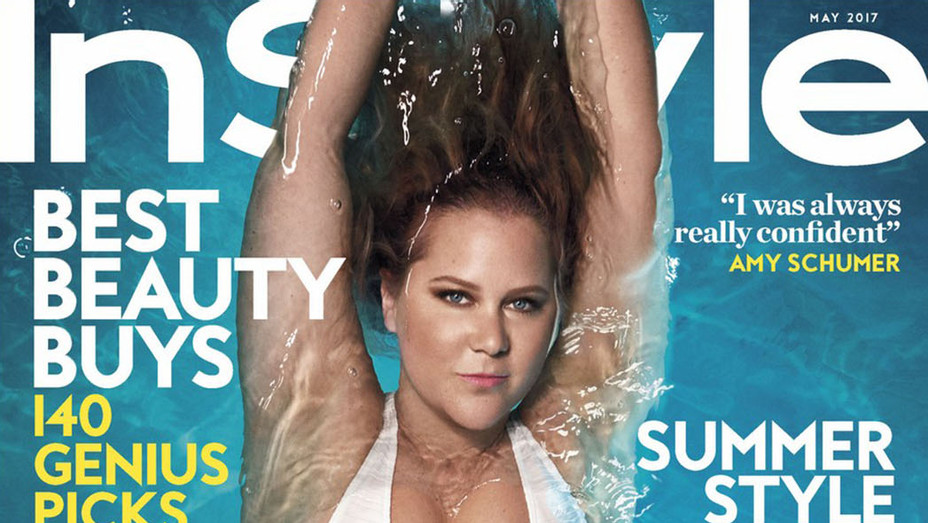 Instyle May 2017 Amy Schumer Cover - Publicity - P 2017