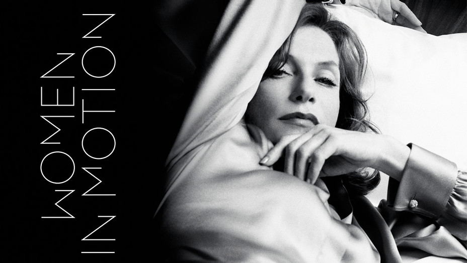 Isabelle Huppert Women in Motion Poster - Publicity - H 2017