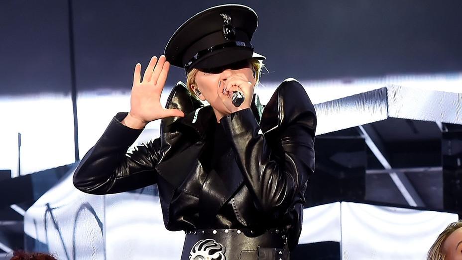 Lady Gaga Performing Coachella - Getty - H 2017