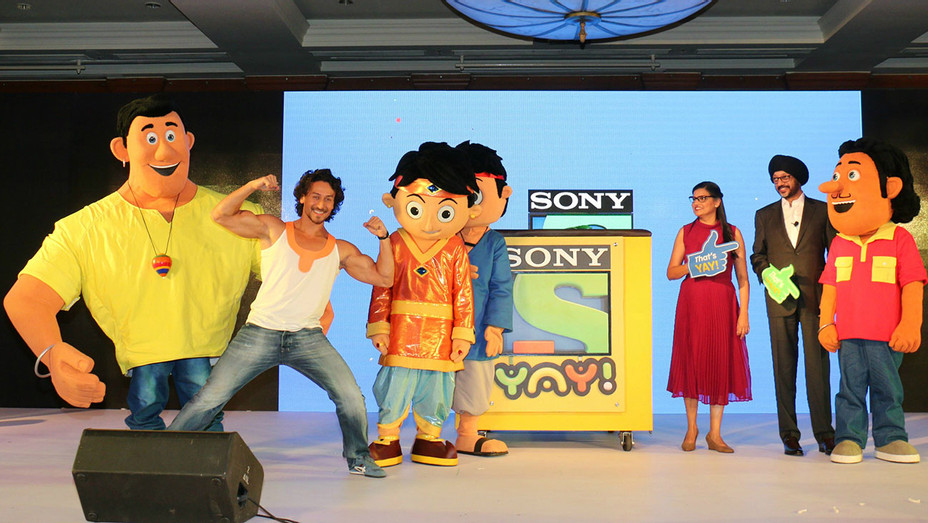 Sony India Kids Channel SonyYAY! Launch - Publicity-H 2017