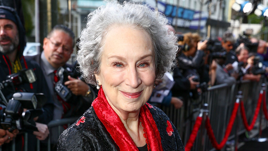 Margaret Atwood - Getty - H 2017