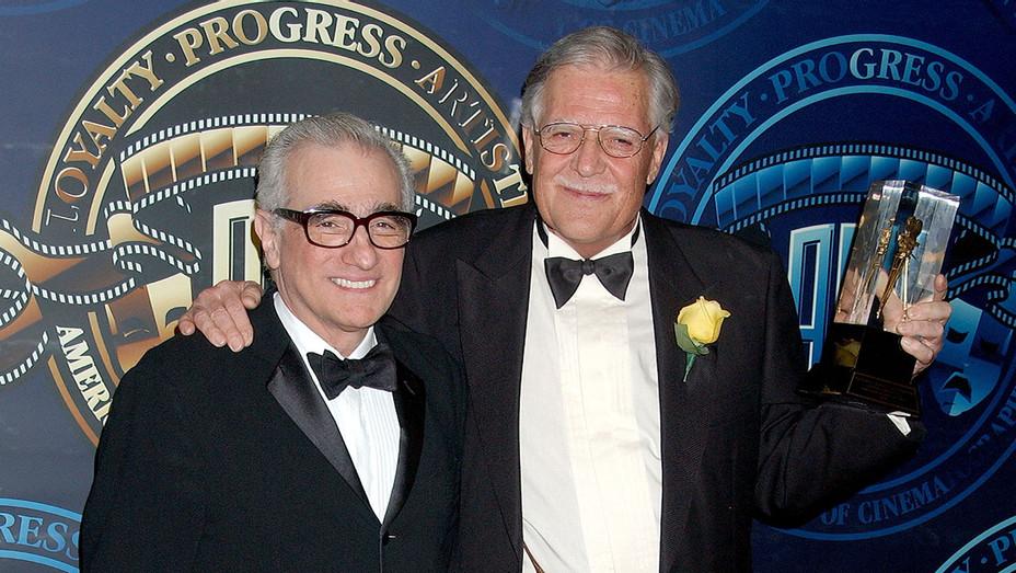 Martin Scorsese and Michael Ballhaus - Getty - H 2017