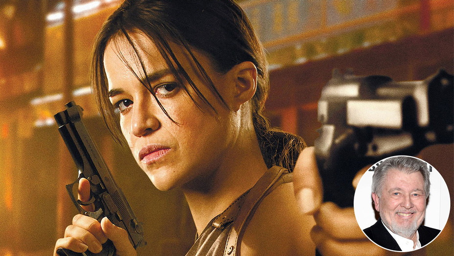 Michelle Rodriguez -The Assignment -  inset - Walter Hill-H 2017