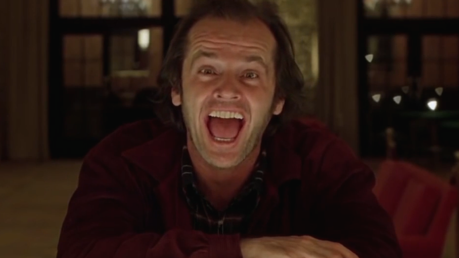 Jack Nicholson - The Shining Still - H 2017