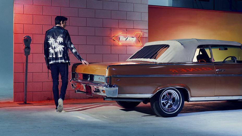 Palm tree jacket car_MRPORTER - Publicity - H 2017