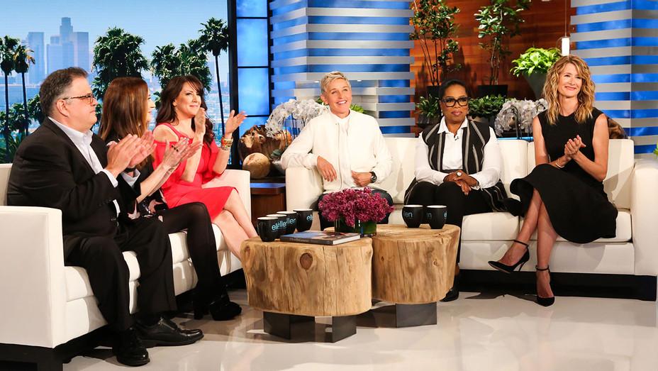 Ellen Degeneres Still Oprah Winfrey Laura Dern - Publicity - H 2017