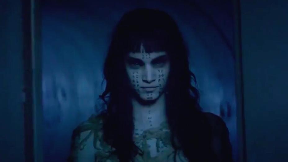 Sofia Boutella - The Mummy International Trailer Still - H 2017