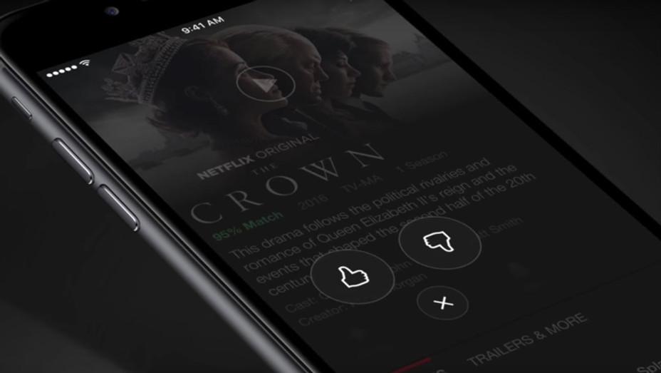 Netflix Thumbs Up - Screengrab - H 2017