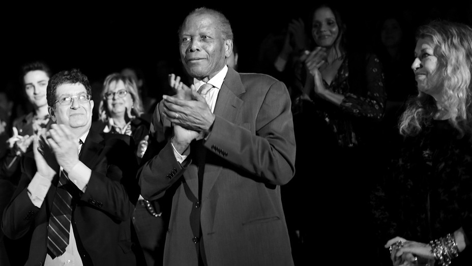 Sidney Poitier TCM - Getty - H 2017