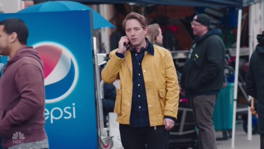 SNL Pepsi ad sketch - H 2017