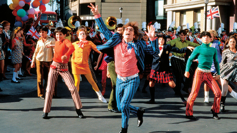 'Austin Powers' at 20: Mike Myers, Jay Roach, More Spill Secrets in Shagadelic Oral History