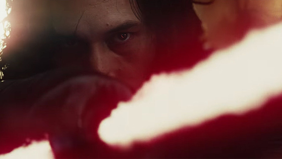 Star Wars The Last Jedi - Trailer  - Screen shot 2- H 2017