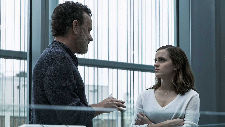The Circle Still Tom Hanks and Emma Watson - Publicity - H 2017