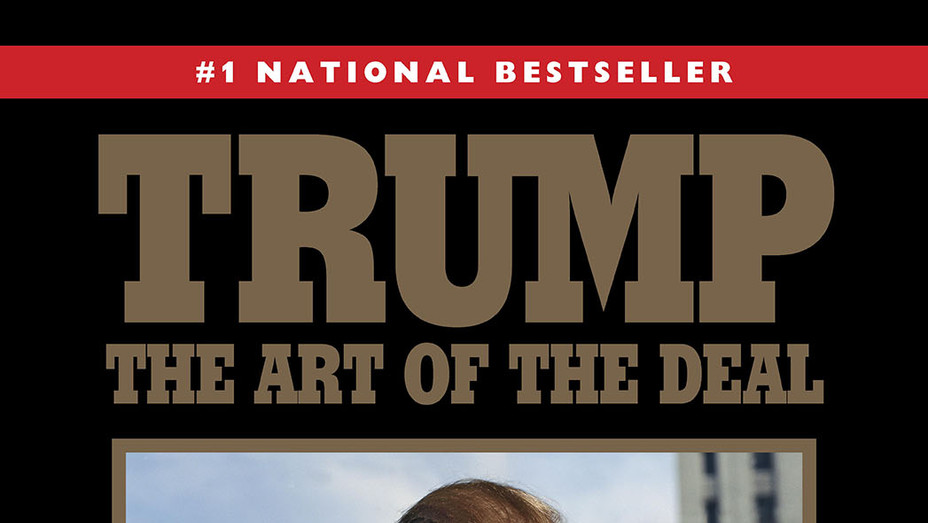 Trump The Art of the Deal_Cover - Publicity - P 2017