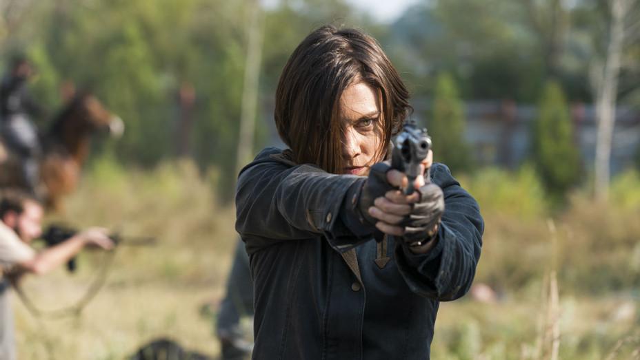 'The Walking Dead' S07E16 Still Maggie - H 2017