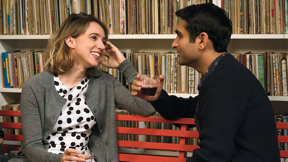 The Big Sick Still Kumail Nanjiani and Zoe Kazan - Publicity - H 2017
