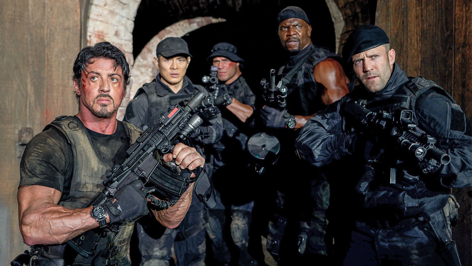 The Expendables Still 2010 - Publicity - H 2017