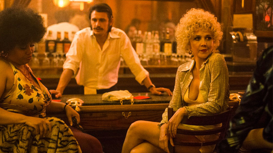 The Deuce Still James Franco and Maggie Gyllenhaal - Publicity - H 2017