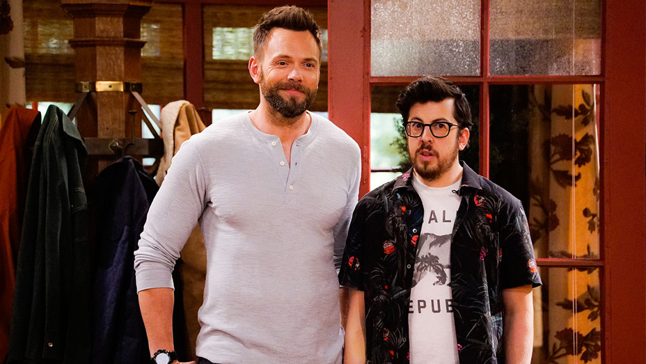 The Great Indoors Still Joel McHale and Christopher Mintz-Plasse - Publicity - H 2017